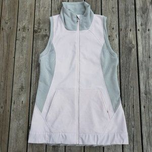 Lululemon let's get visible vest in light pink
